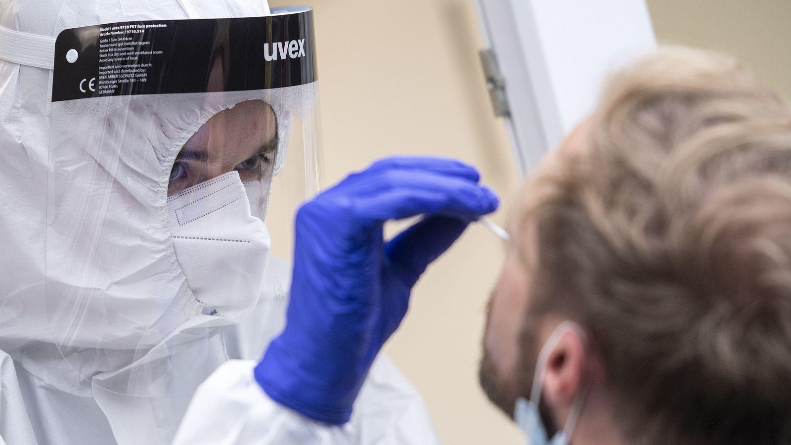 Corona-Ticker: 11.409 Corona-Neuinfektionen in Deutschland | BR24