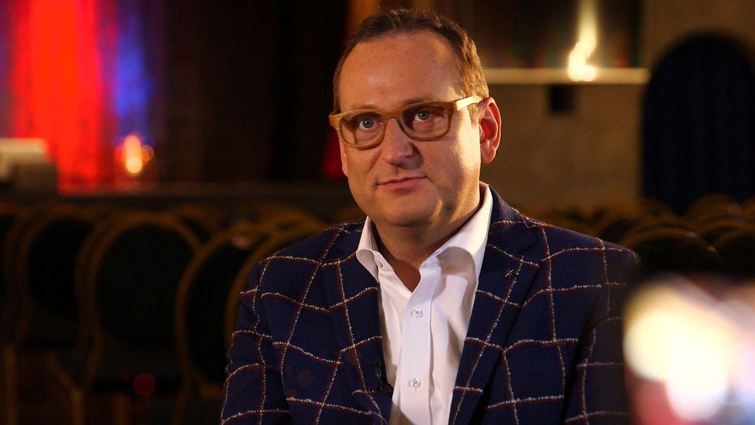 Kabarettist Volker Heißmann