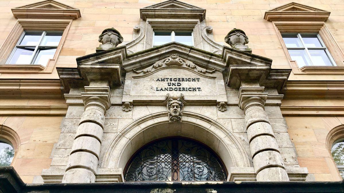 Landgericht Regensburg Pforte