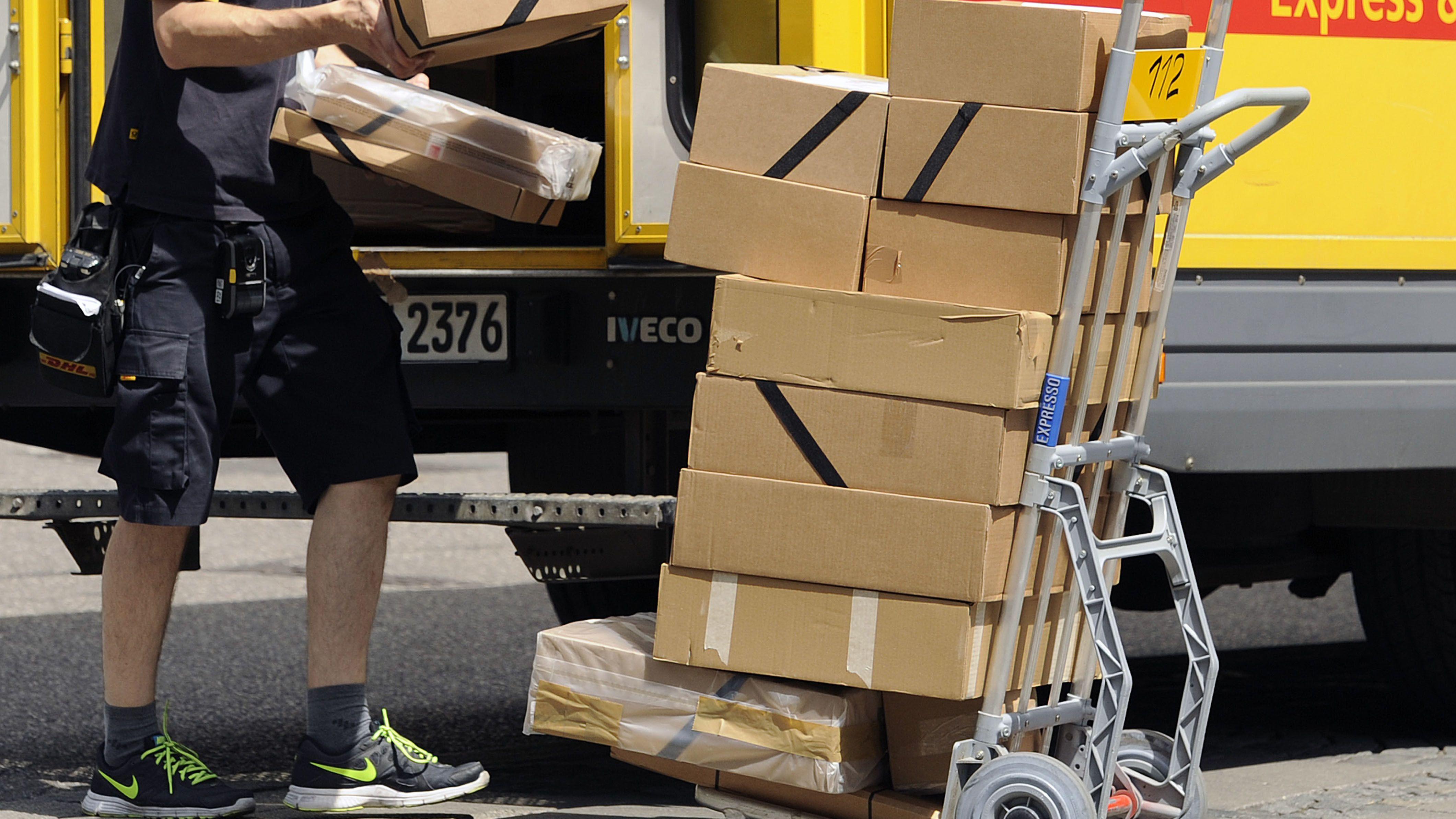 Wächst rasant: der Markt für Paketdienstleistungen