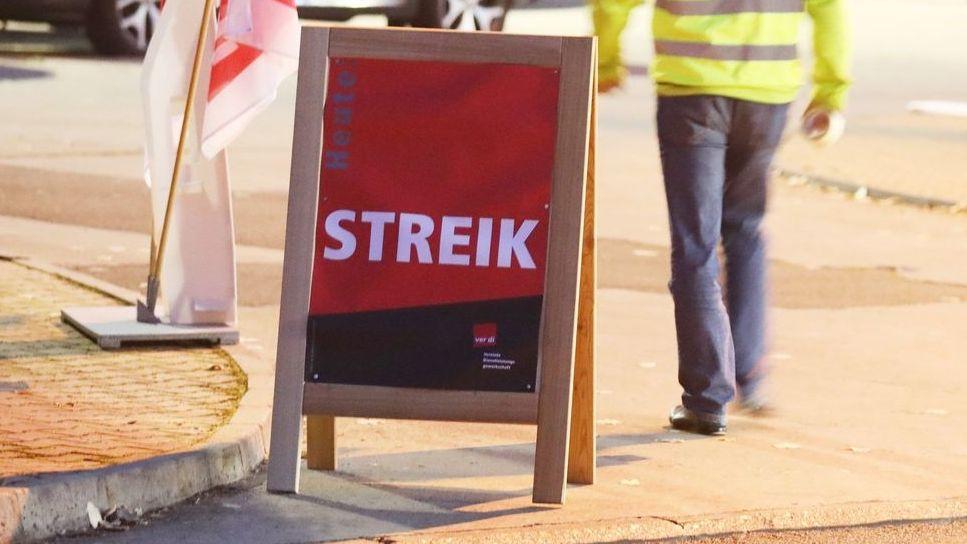 Verdi Bayern hat Streik-Aktionen der Azubis und Jugendlichen angekündigt.