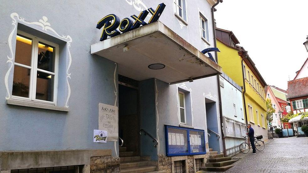 Kino Roxy in Kitzingen