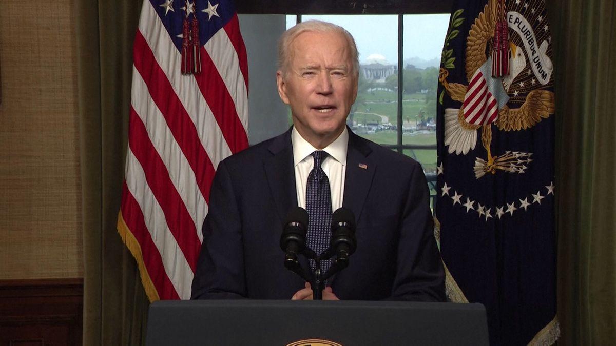 Joe Biden: Wir lassen die terroristische Bedrohung nicht aus den Augen