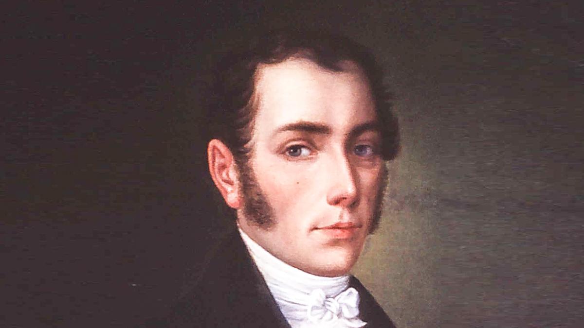 Joseph von Fraunhofer, ein Physiker aus Bayern