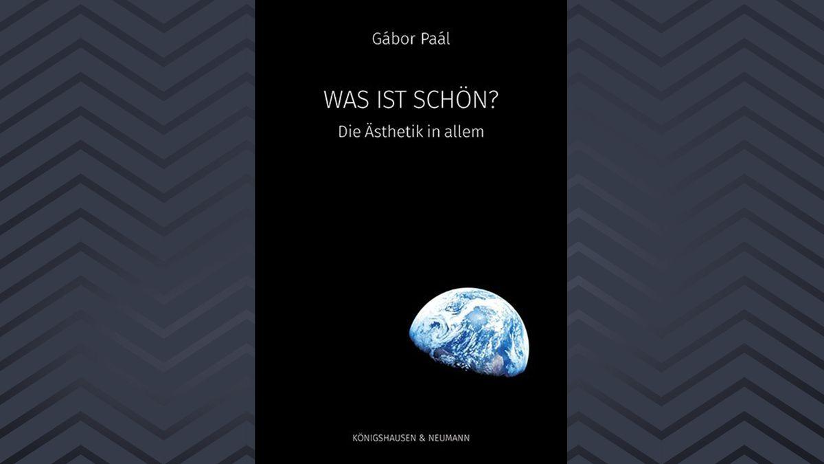 """Cover des Buchs """"Was ist schön?"""" von Gábor Paál"""