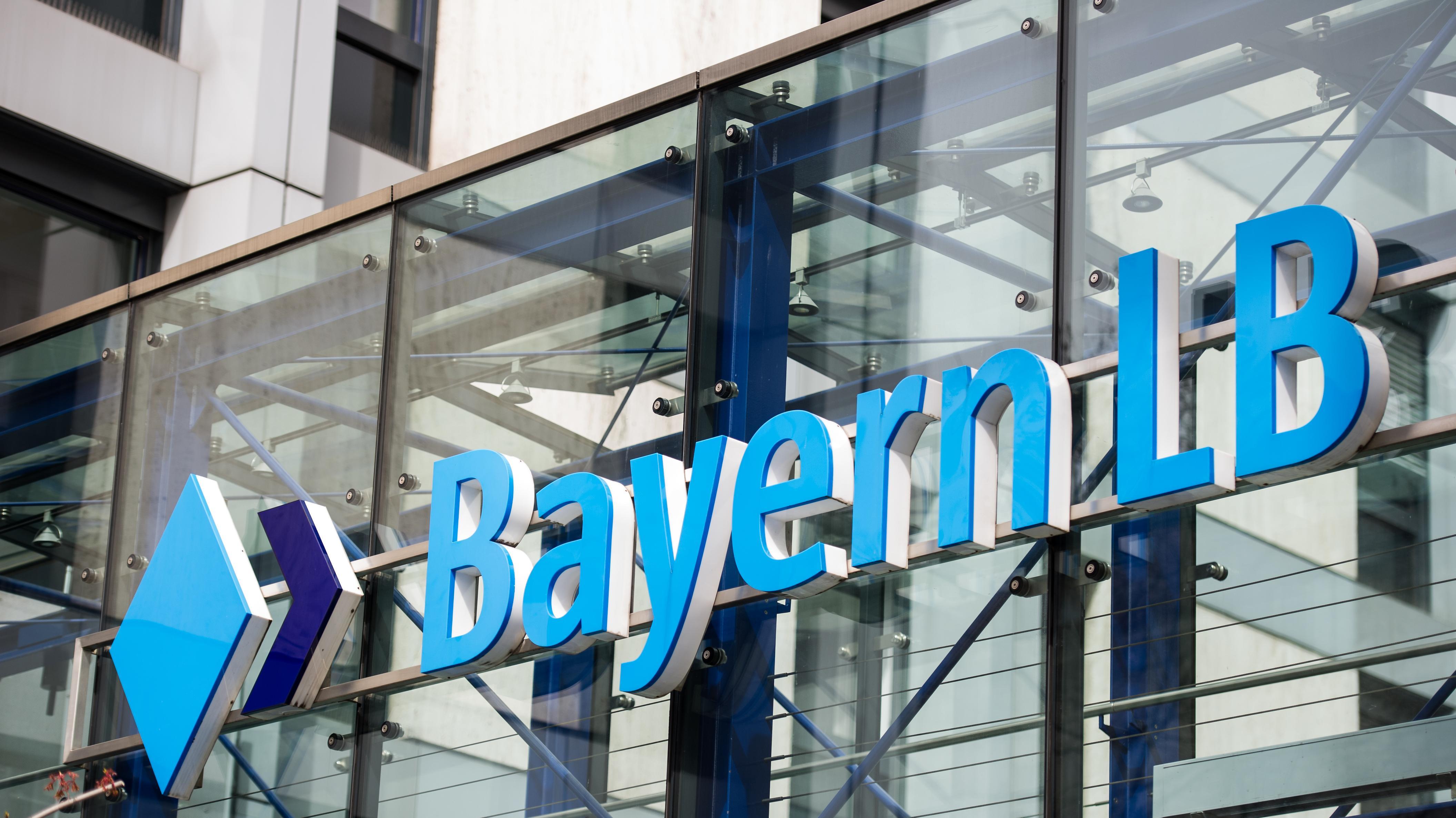 Logo Bayern LB