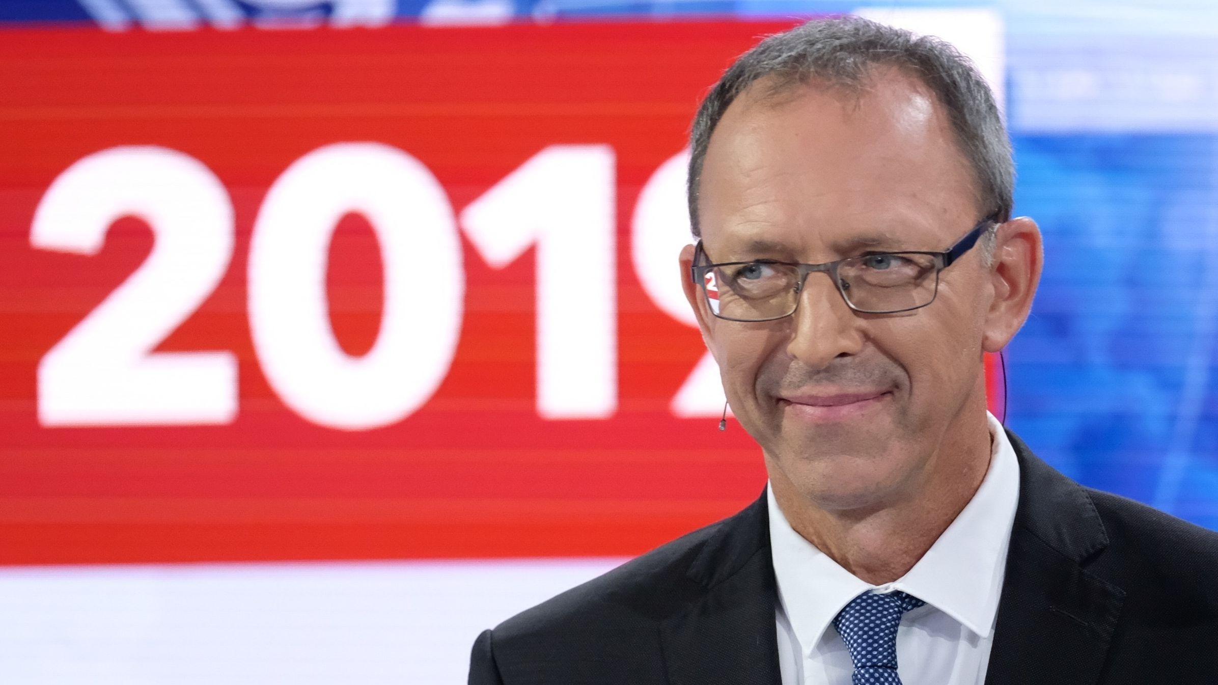 Jörg Urban, Landesvorsitzender der sächsischen AfD, will weiter gegen die Listenkürzung vorgehen