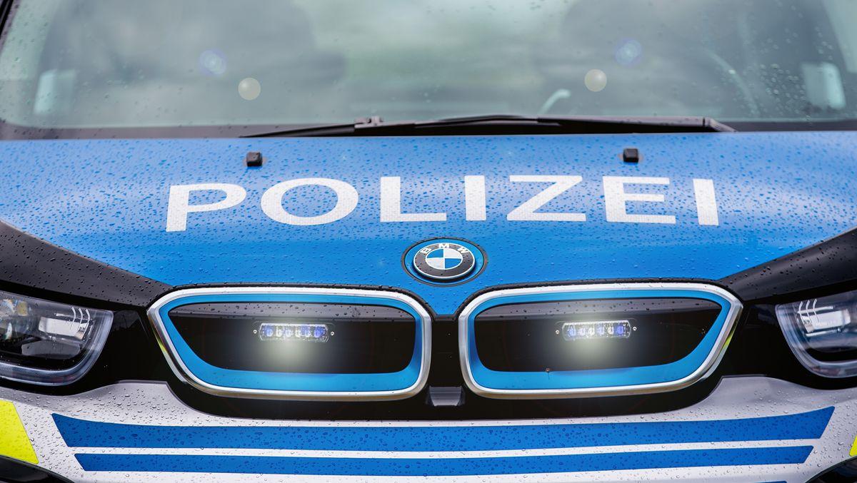 Polizeiwagen (Symbolbild)
