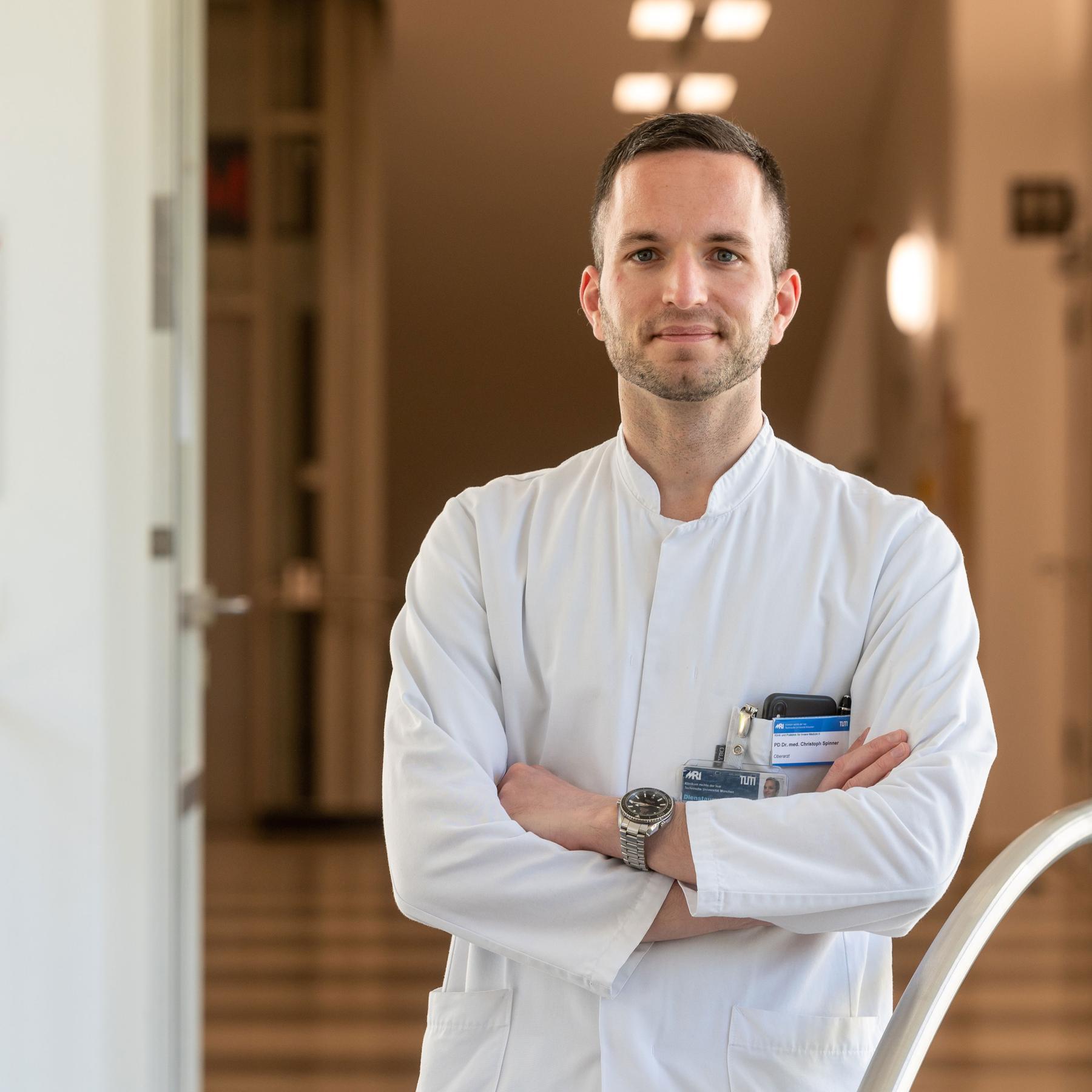 Corona-News mit Dr. Christoph Spinner (05.10.2021)