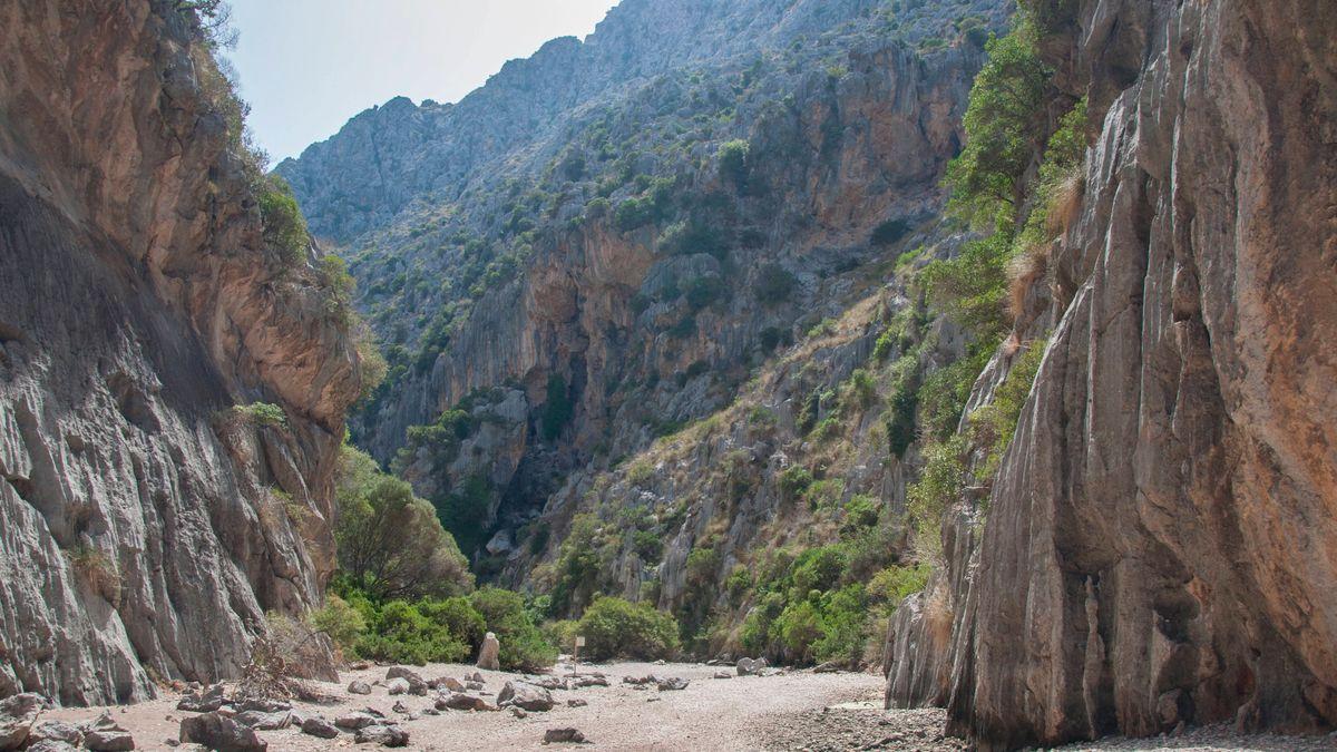 Unwegsames Gelände auf Mallorca (Symbolbild)