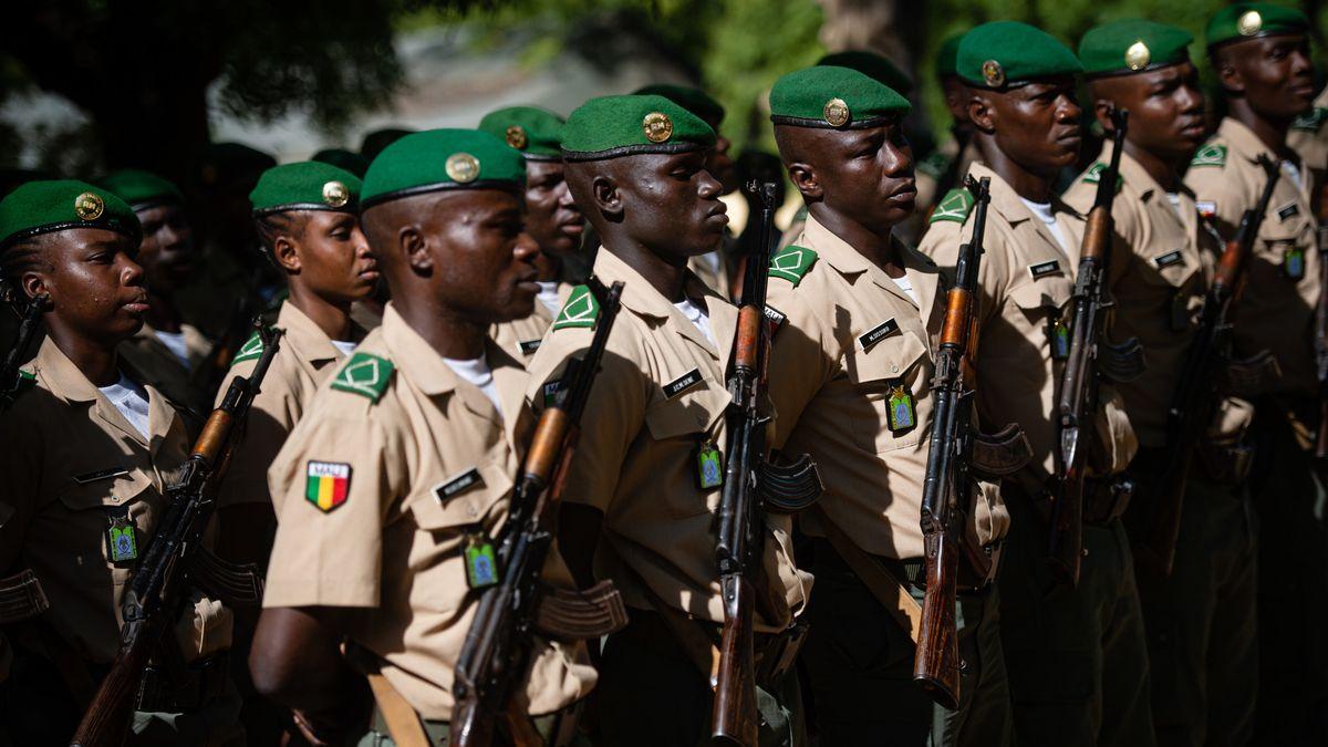 Soldaten der malischen Streitkräfte in einem Ausbildungszentrum. Die Lage in der Sahel-Region hat sich in den vergangenen Monaten zugespitzt.