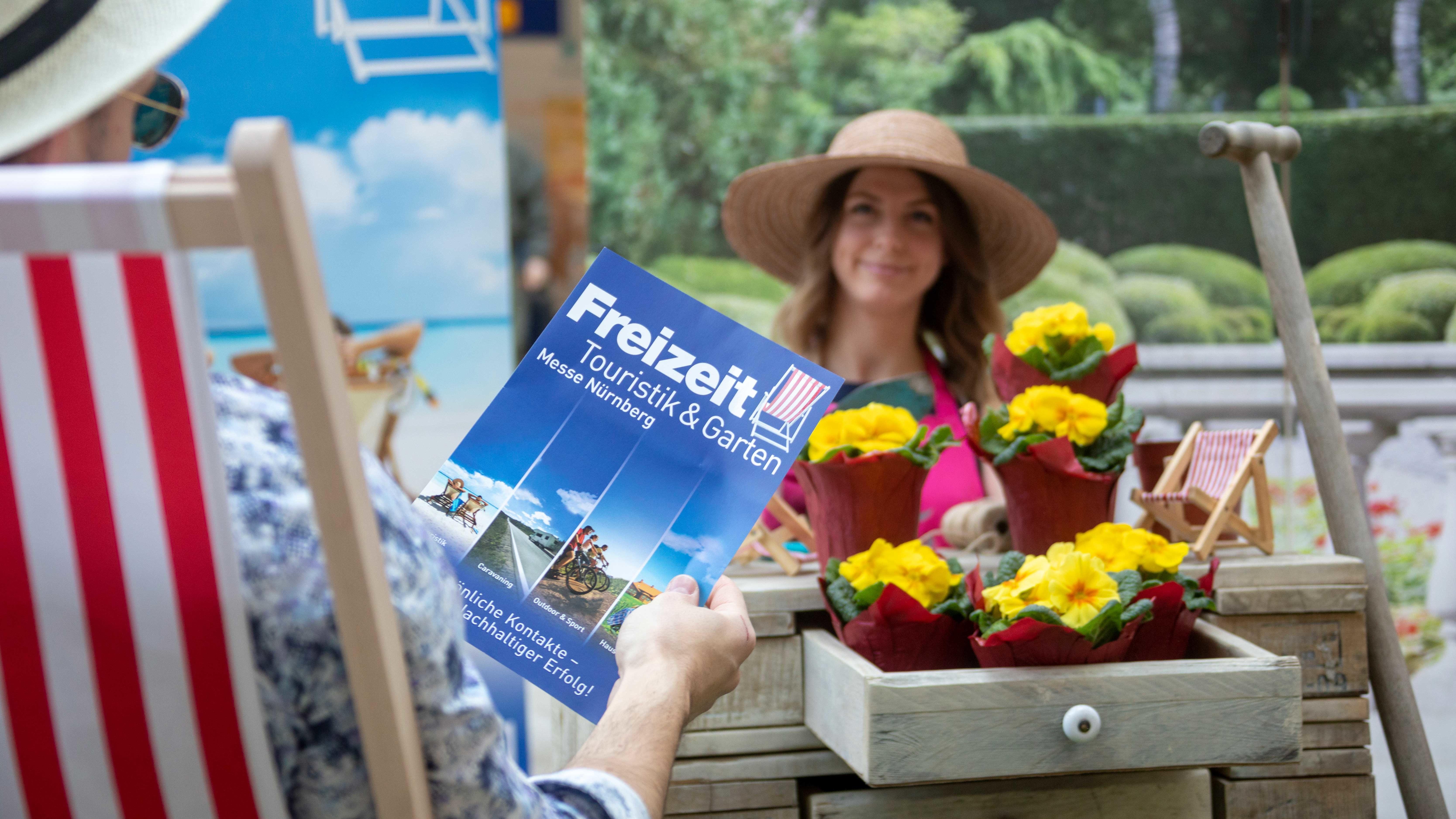 Freizeit Messe Startet In Nürnberg Br24