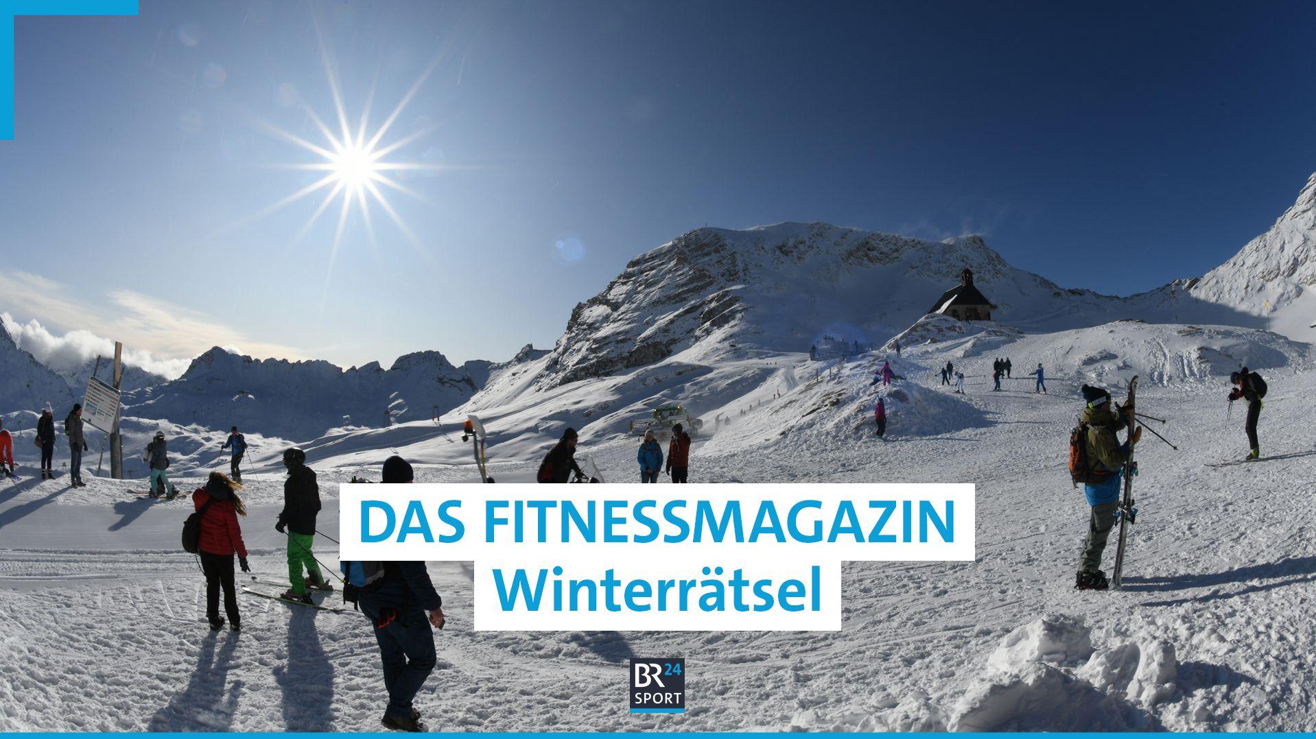 Das Fitnessmagazin-Winterrätsel