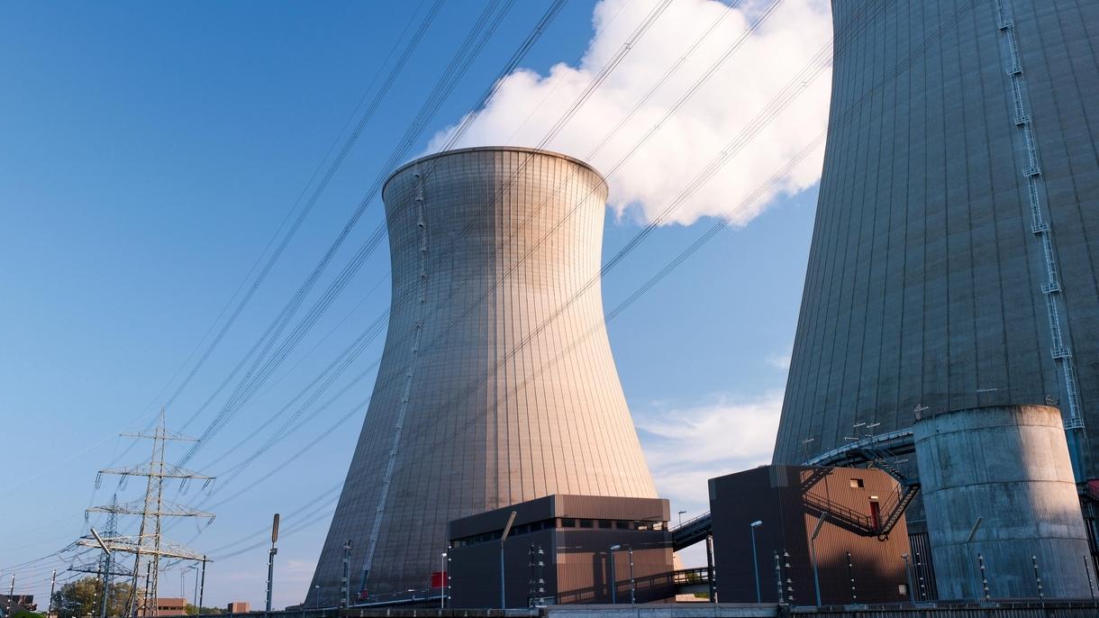 Das Kernkraftwerk im schwäbischen Gundremmingen.