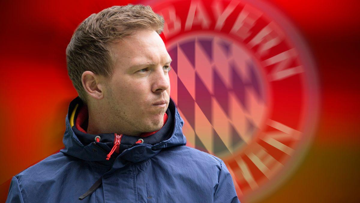 Julian Nagelsmann kommt zum FC Bayern München