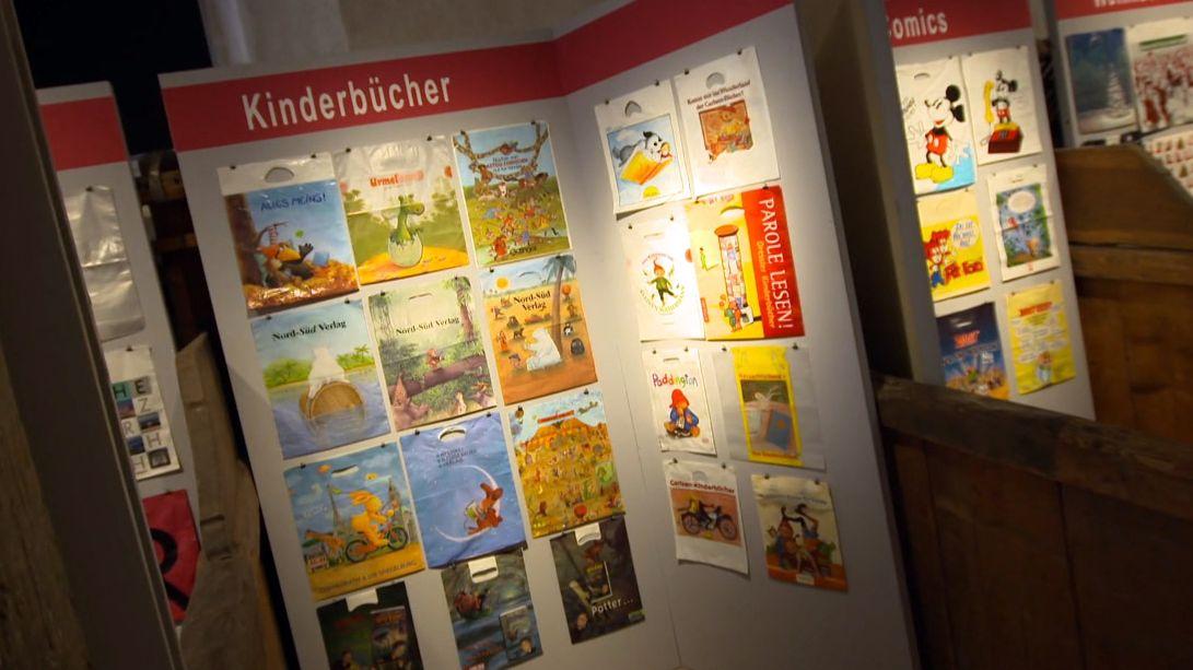 """Ausstellung """"Tüte um Tüte"""" im Historischen Museum Bamberg"""""""