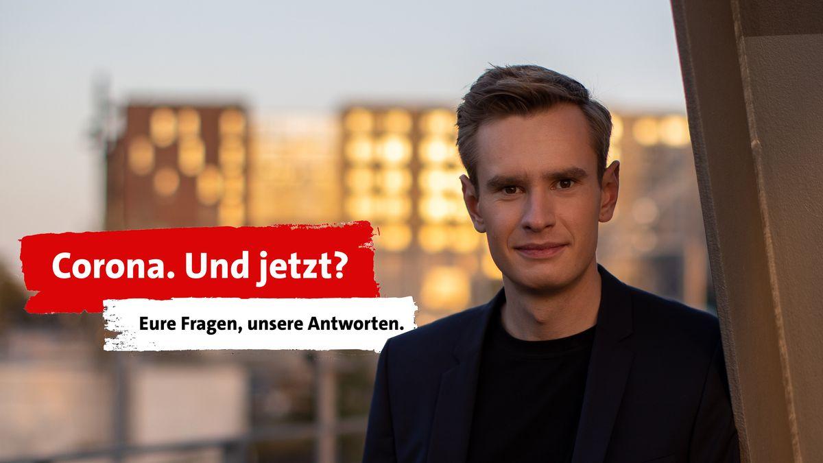 """Florian Schwegler moderiert """"Corona. Und jetzt?"""" – das neue Instagram-Format auf BR Franken"""