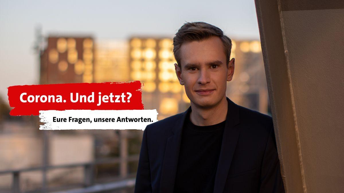 """Florian Schwegler moderiert """"Corona. Und jetzt?"""""""