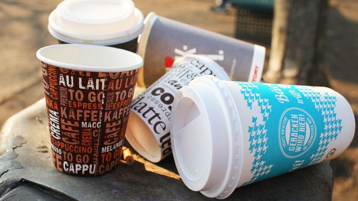 Einwegbecher, Coffee to go
