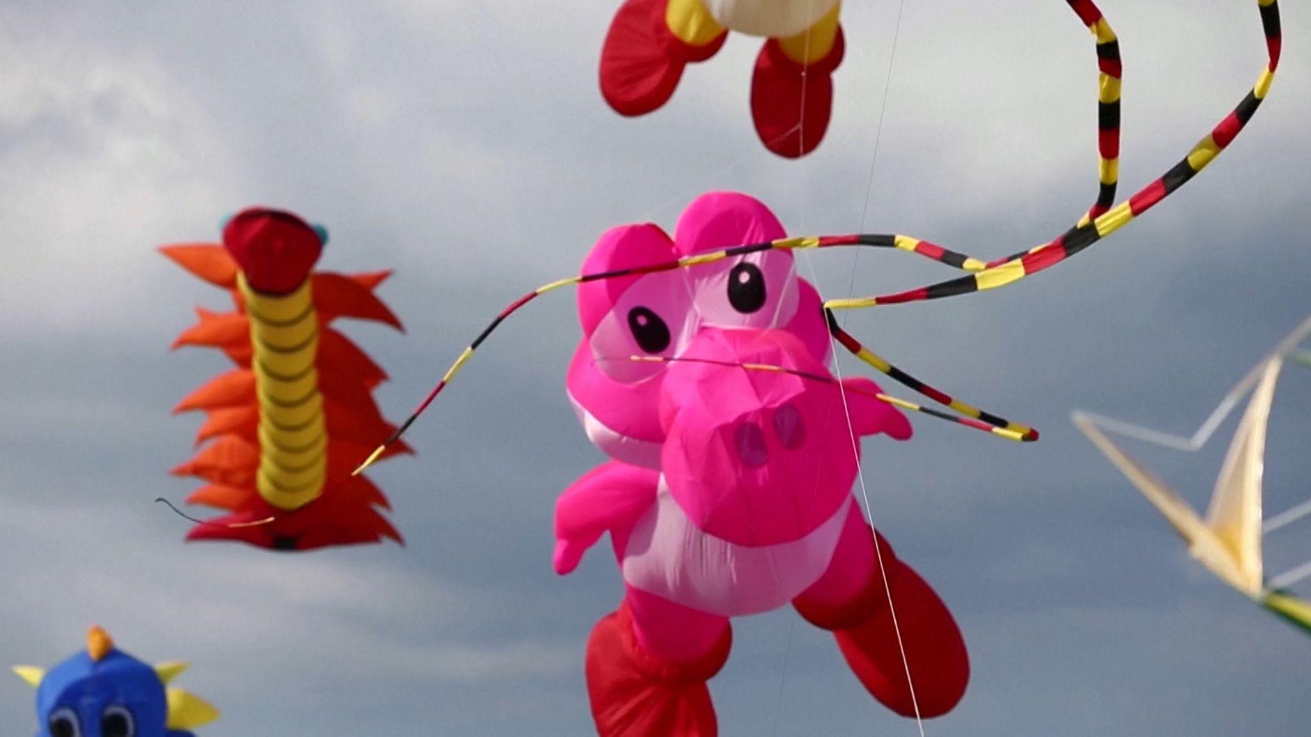 Festival der Drachen: Farbenfrohe Flugobjekte über Gozo