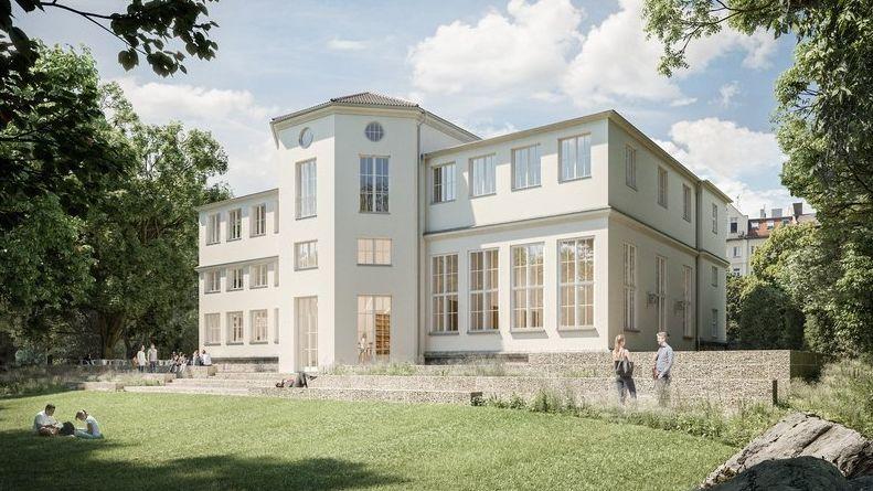 Umbau des Alpinen Museums
