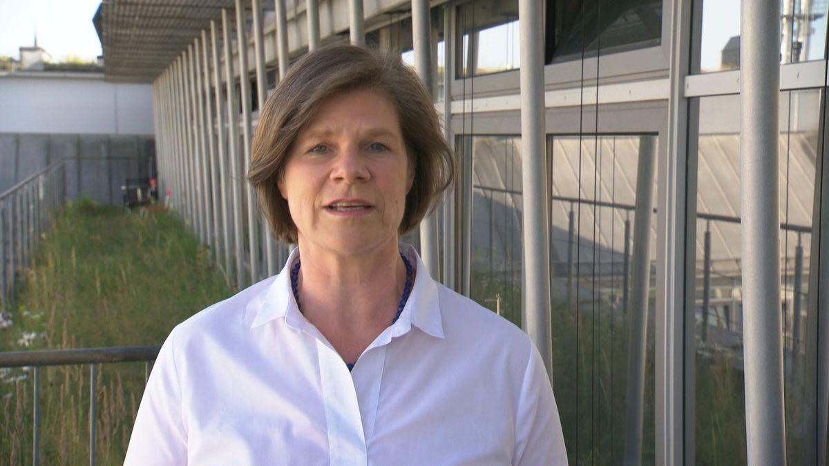 Die Münchner Virologin Ulrike Protzer