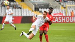Spielszene FC Bayern München II - FC Ingolstadt