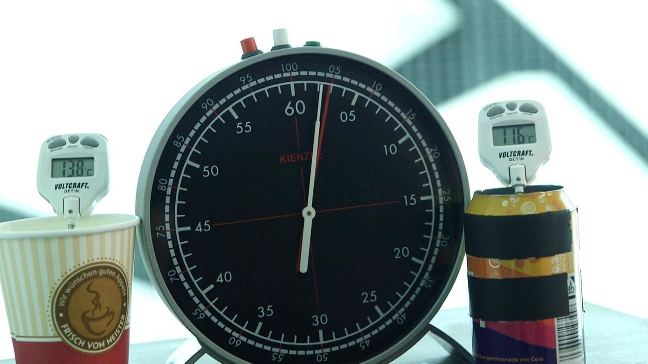 Aufbau Kühlschrank Physik : Physik metalle die wärmeleitfähigkeit von metallen