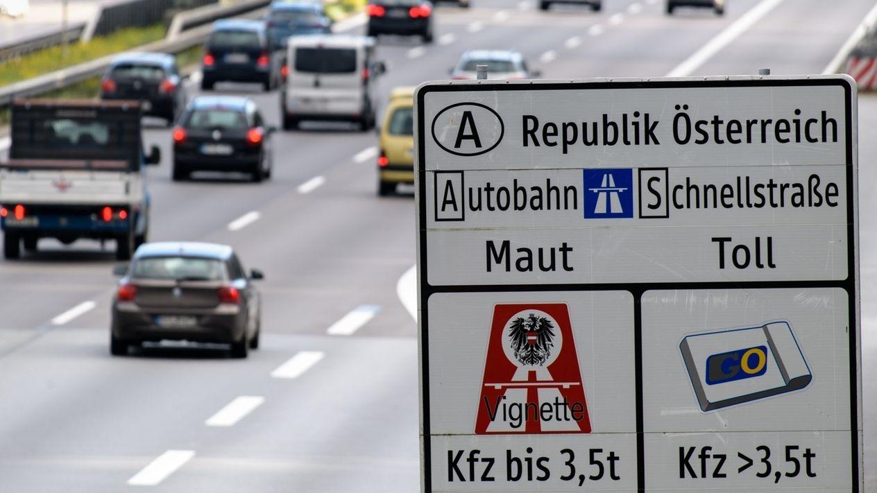 Österreich befreit Autobahnabschnitte in Grenznähe von der Maut