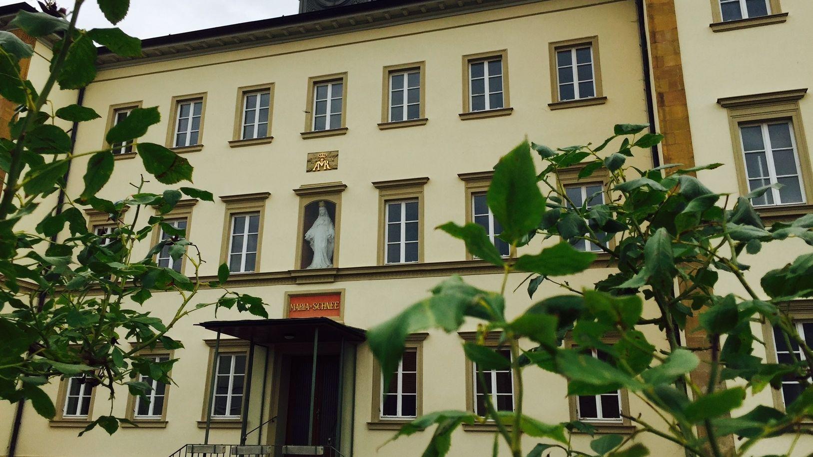 """Das ehemalige Kloster """"Maria Schnee"""" in Lülsfeld (Lkr. Schweinfurt)"""