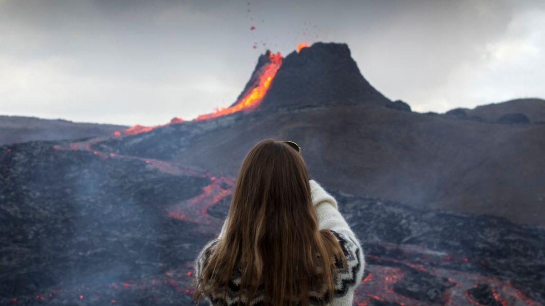 Schier unaussprechlich: der Vulkan-Name Eyjafjallajökull
