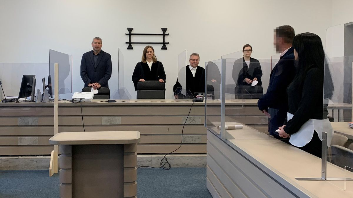 Urteilsverkündung am Landgericht Ingolstadt.