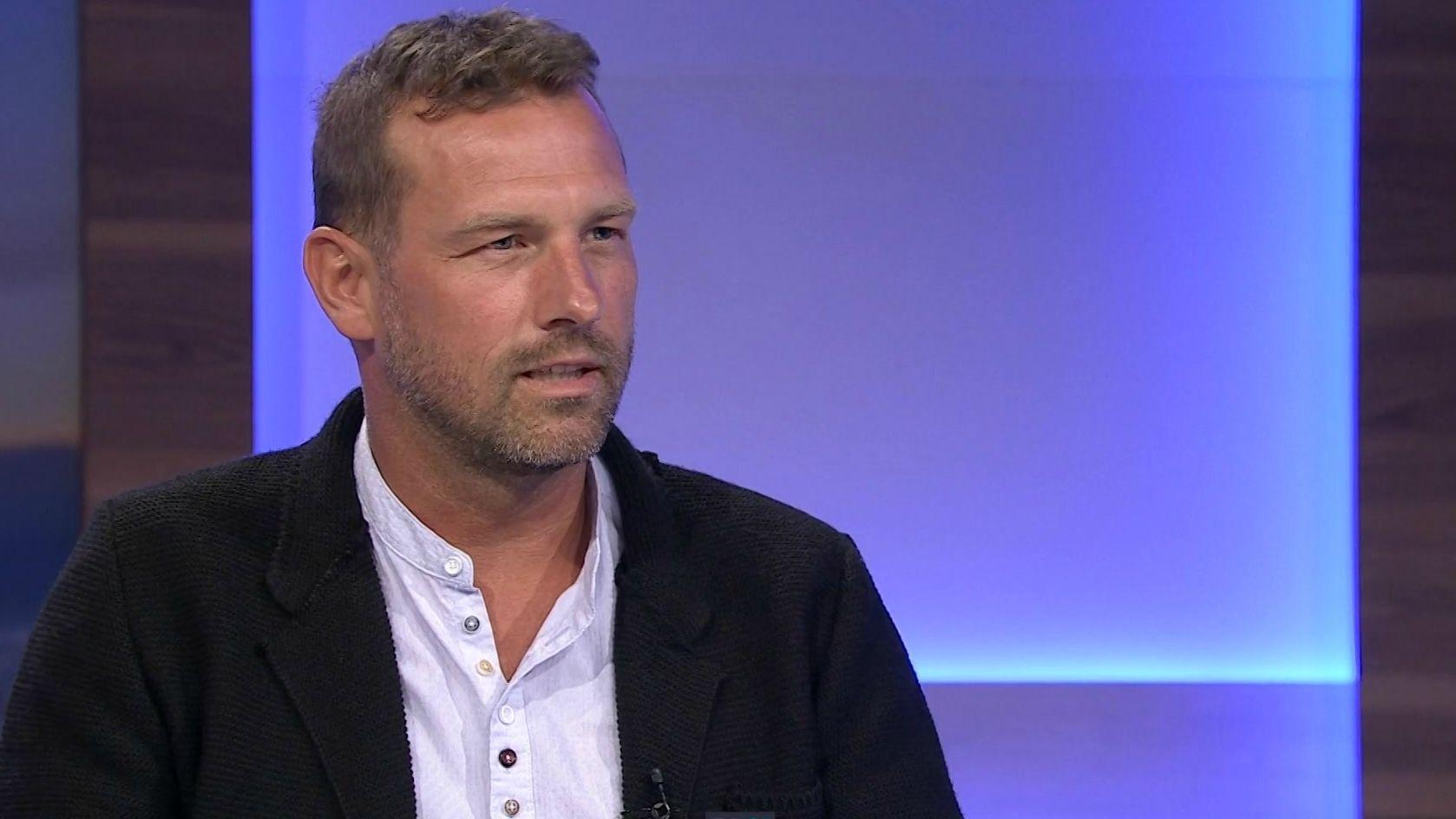 Markus Weinzierl in Blickpunkt Sport