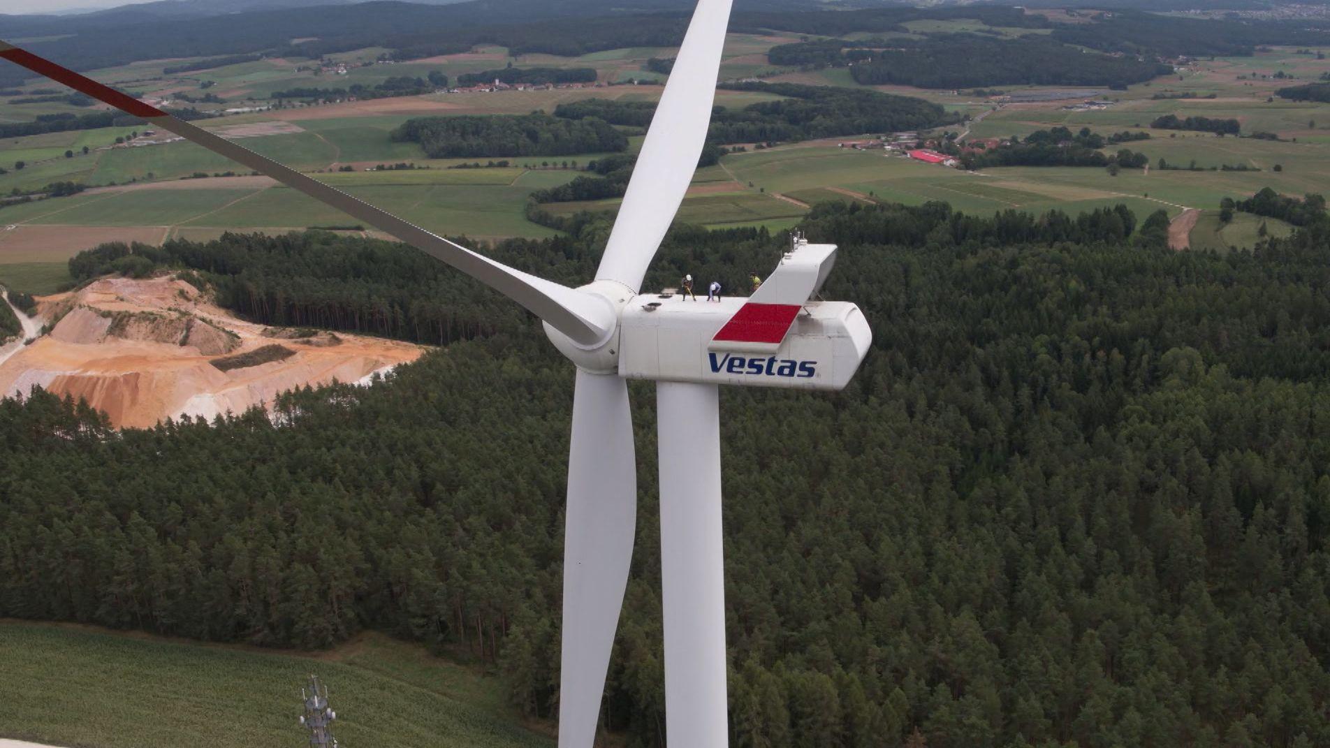 Windenergie in Bayern