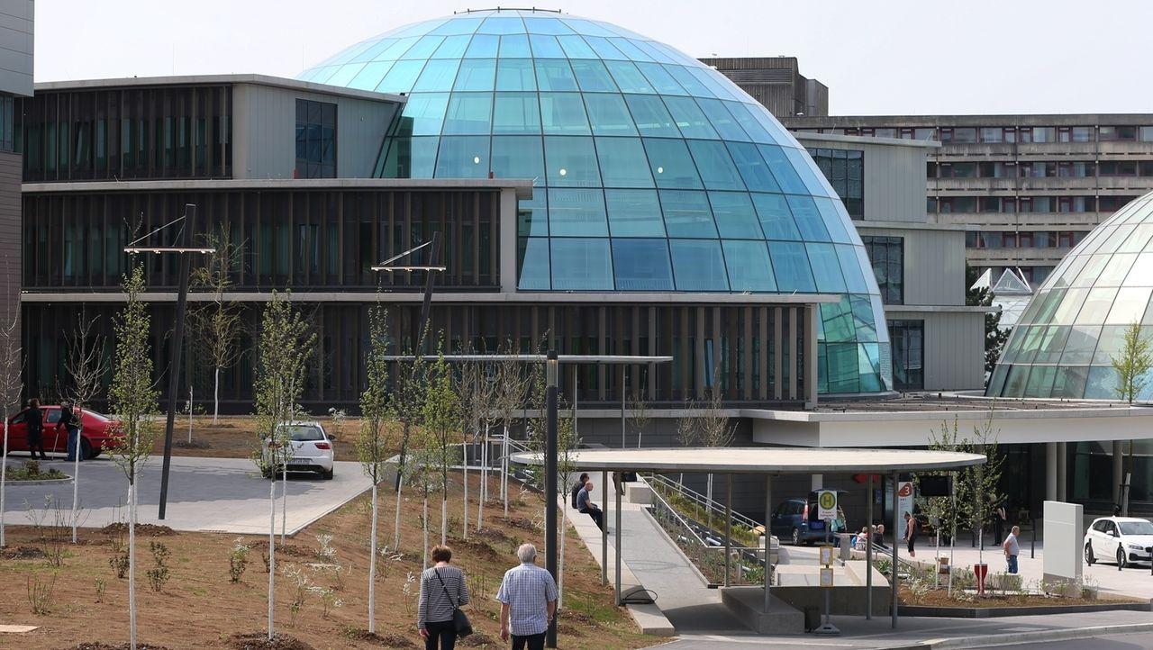 Neuer Campus des Rhön-Klinikums