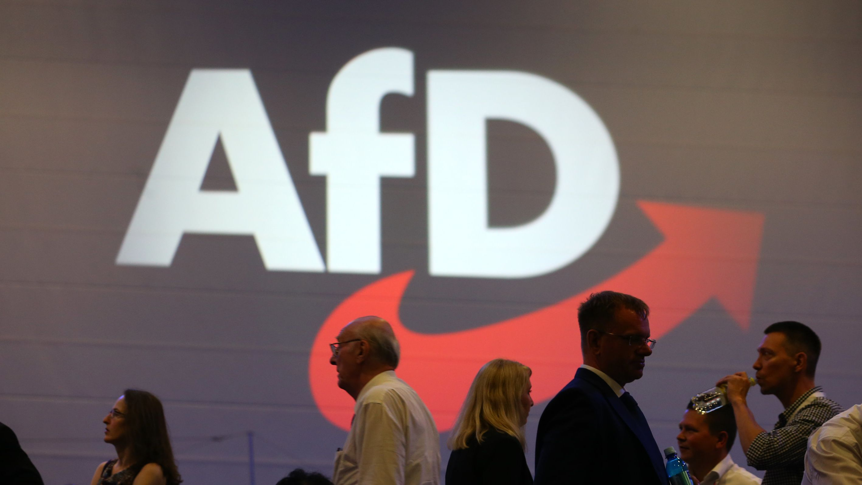 Sonder-Landesparteitag AfD Bayern