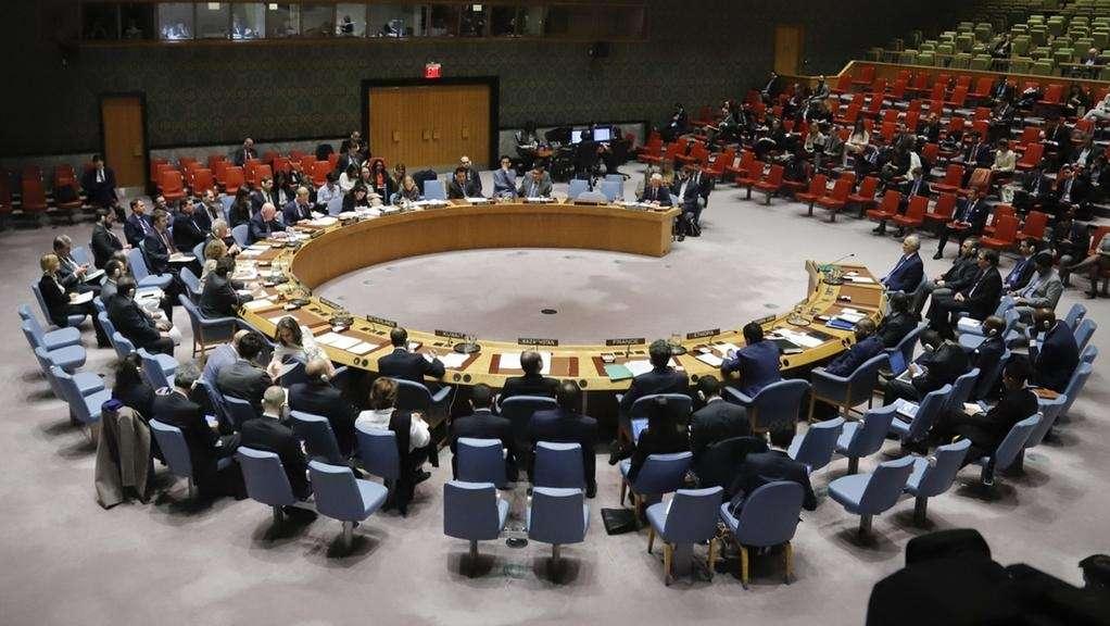 UN-Sicherheitsrat (Archivbild)