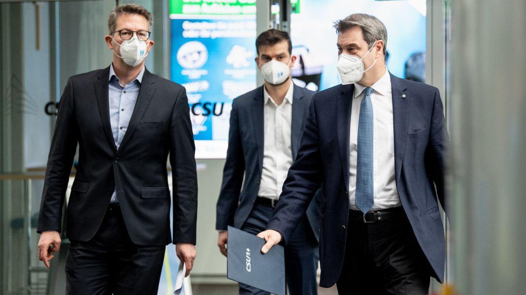 Seit März belastet die Maskenaffäre die CSU.