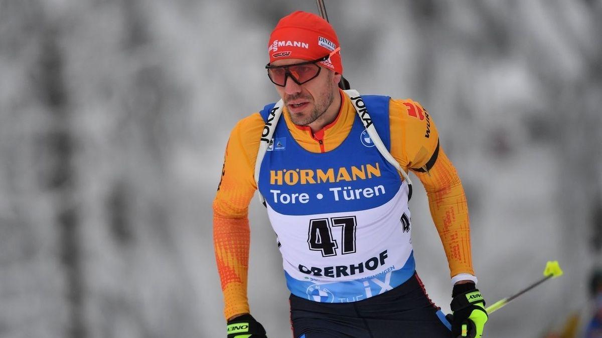 Arnd Peiffer gelingt in Oberhof eine fulminante Aufholjagd