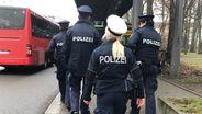 Bahnhof Polizei | Bild:BR/Sophia Lattermann