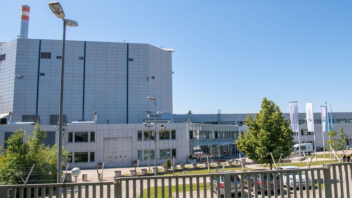 Streitobjekt zwischen Forschern der TU und Bund Naturschutz: Der Forschungsreaktor München II (FRM II).