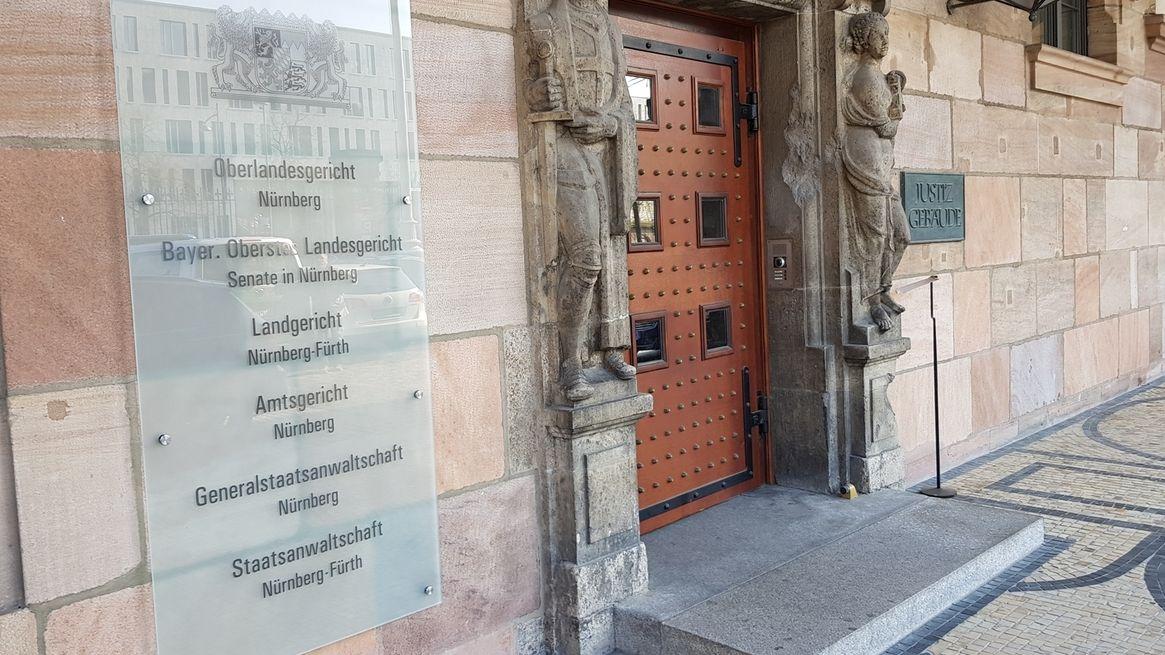 Justizgebäude Nürnberg