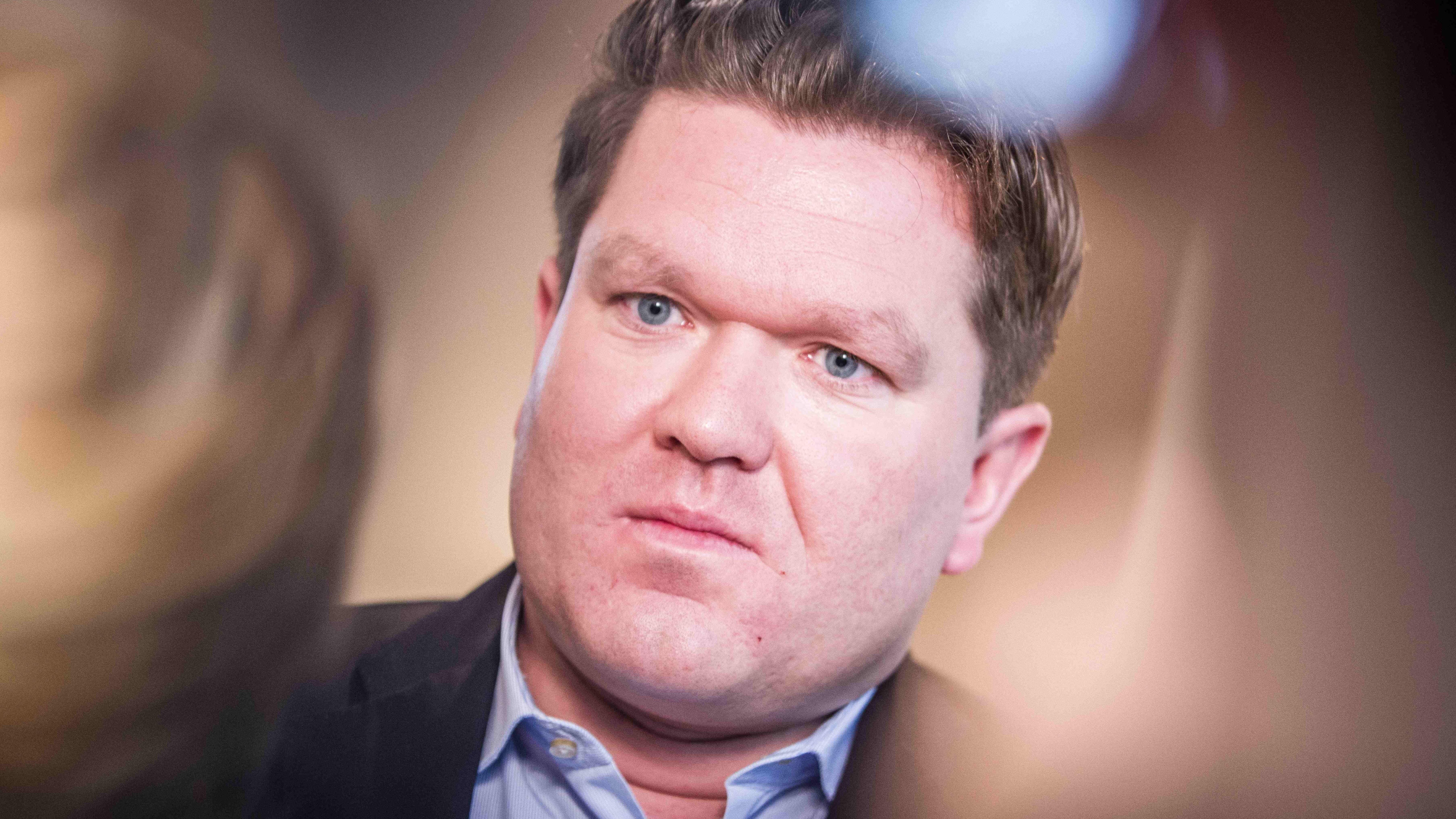 SPD -Abgeordneter Florian Post