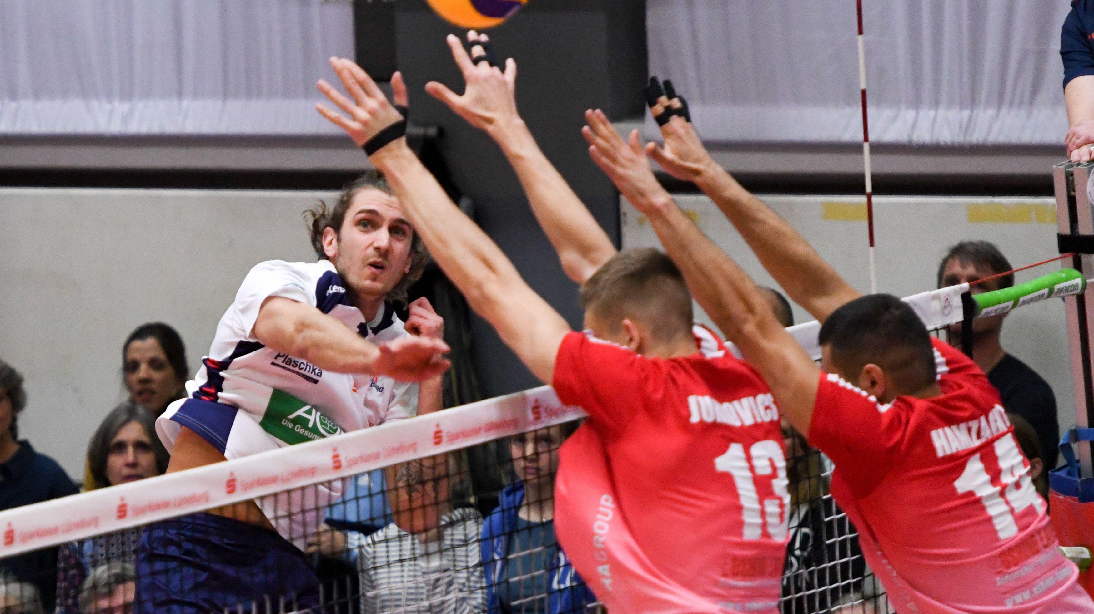 Spielbetrieb bei insolventen Heitec Volleys Eltmann geht weiter