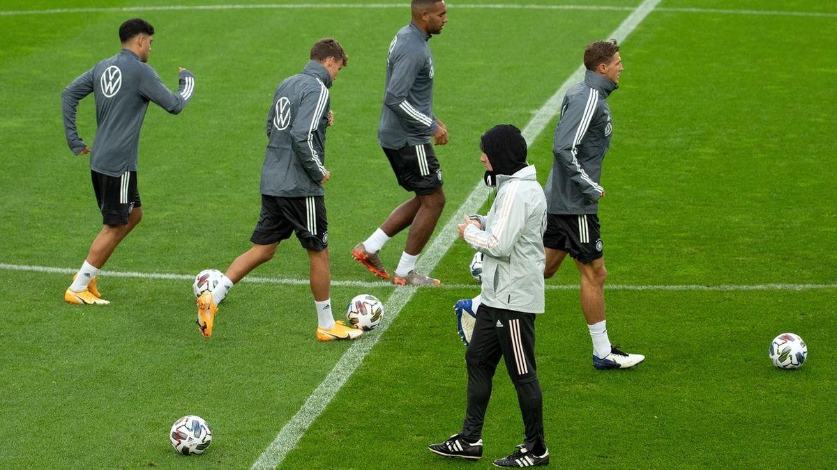 Training Nationalmannschaft,