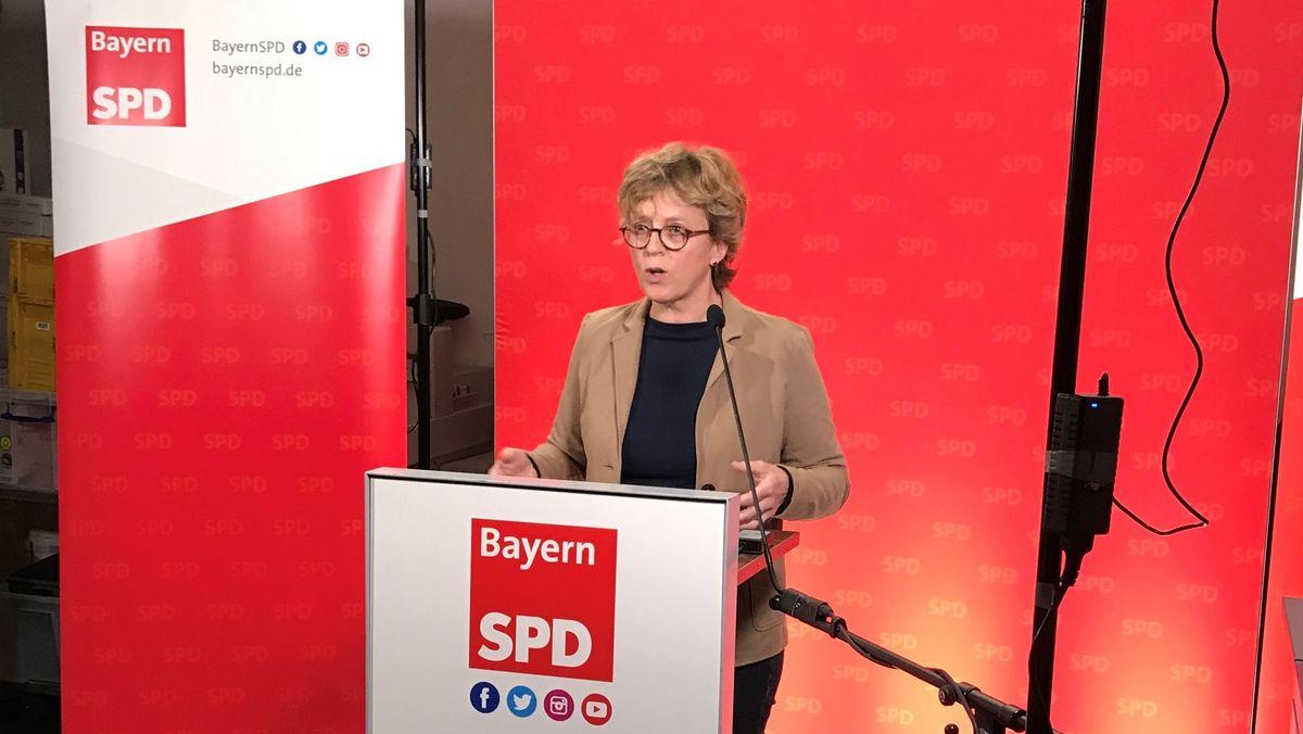 Kleiner digitaler Parteitag der Bayern-SPD