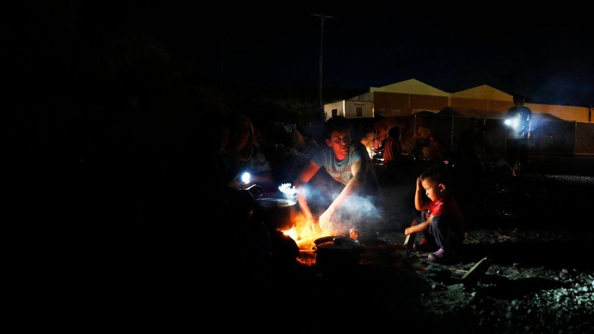 Lesbos: Schutzlos im Winter