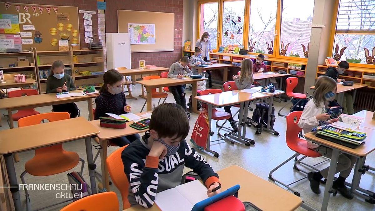 Grundschulen wieder im Regelbetrieb