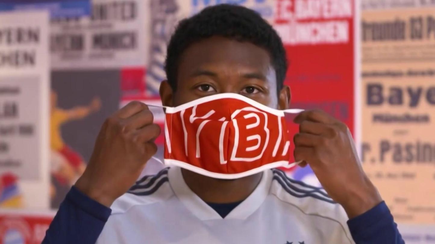 FC Bayern München : Quarantäne-Vorbereitung vor dem Bundesliga-Neustart