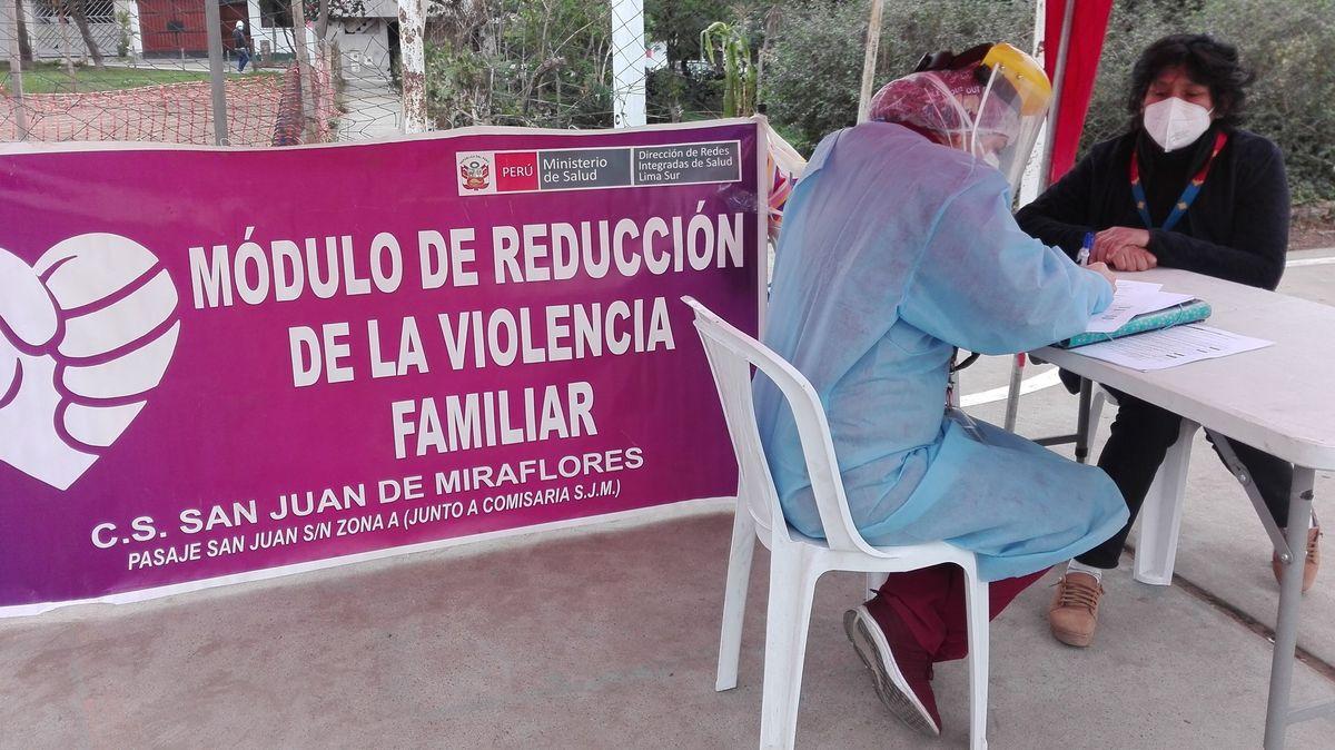 Impfkampagne in Peru